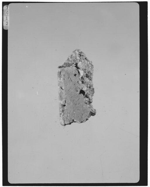 Thin Section Photograph of Apollo 15 Sample(s) 15663,4