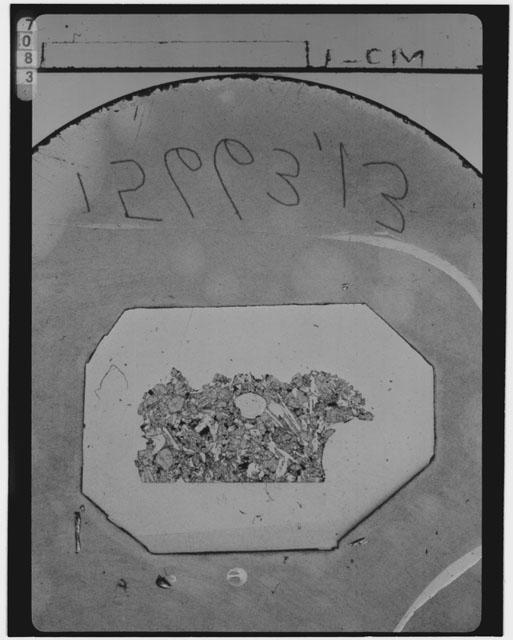 Thin Section Photograph of Apollo 15 Sample(s) 15663,13