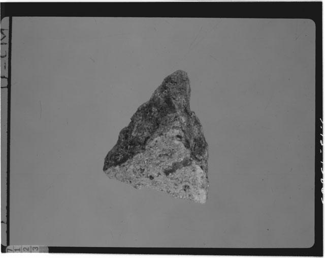 Thin Section Photograph of Apollo 15 Sample(s) 15676,5