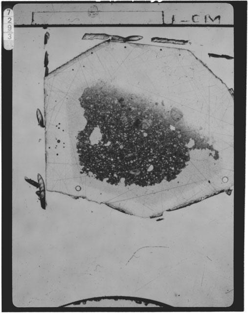 Thin Section Photograph of Apollo 15 Sample(s) 15426,69