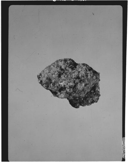Thin Section Photograph of Apollo 15 Sample(s) 15607,2