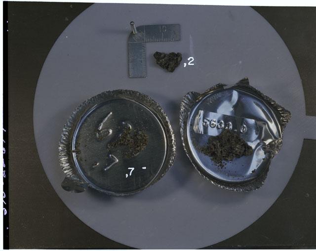 Rock Reconstruction Photograph of Apollo 15 Sample(s) 15633,0,2,7